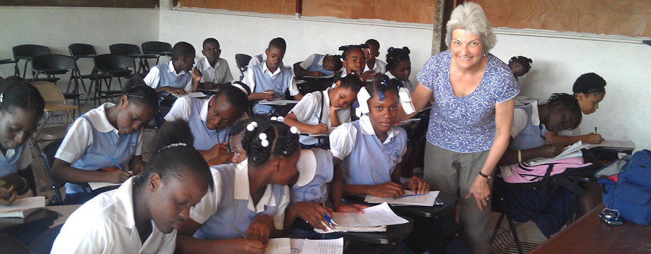Haiti Journal: Day 8, Jan. 10, 2013
